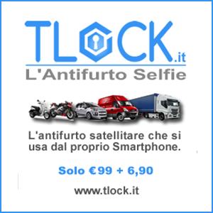Tlock.it - L'antifurto Selfie